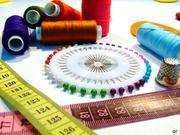 Обучение по курсу «Техника кройки и шитья (для начинающих)»